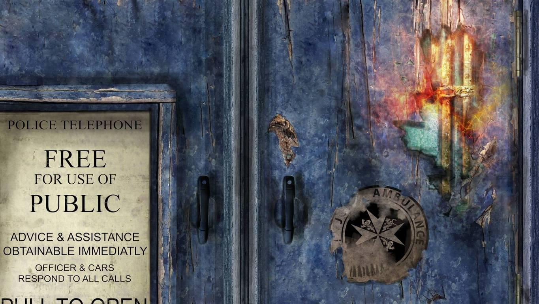 TARDIS   Doctor Who wallpaper 16117 1365x768