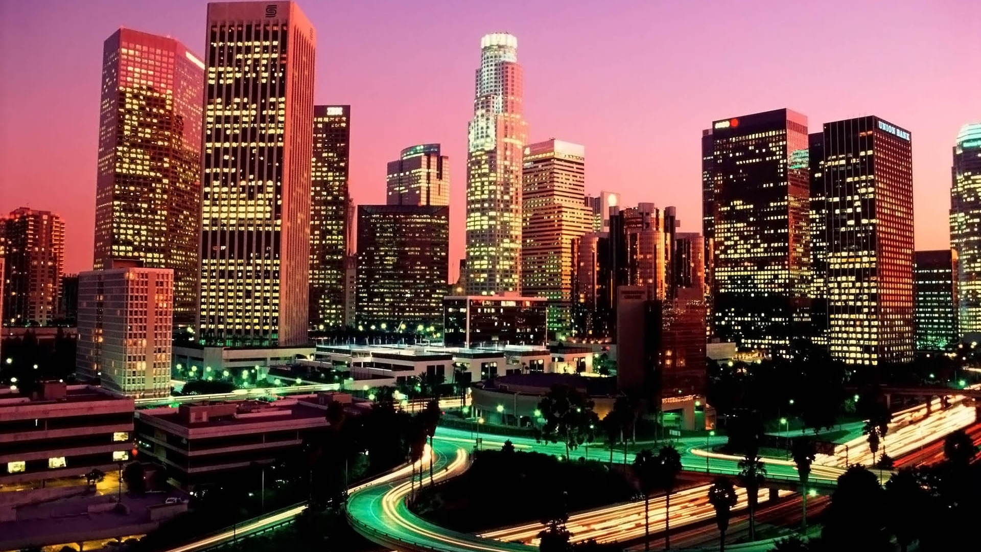 Los Angeles HD Wallpapers 1080p