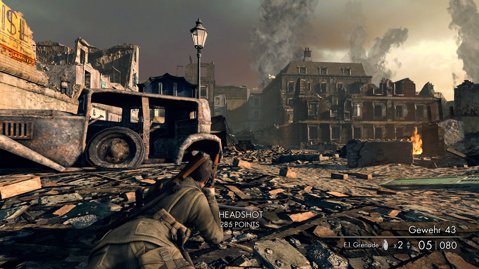 Sniper Elite 2 Screenshots Pictures Wallpapers   PC   IGN 1920x1080