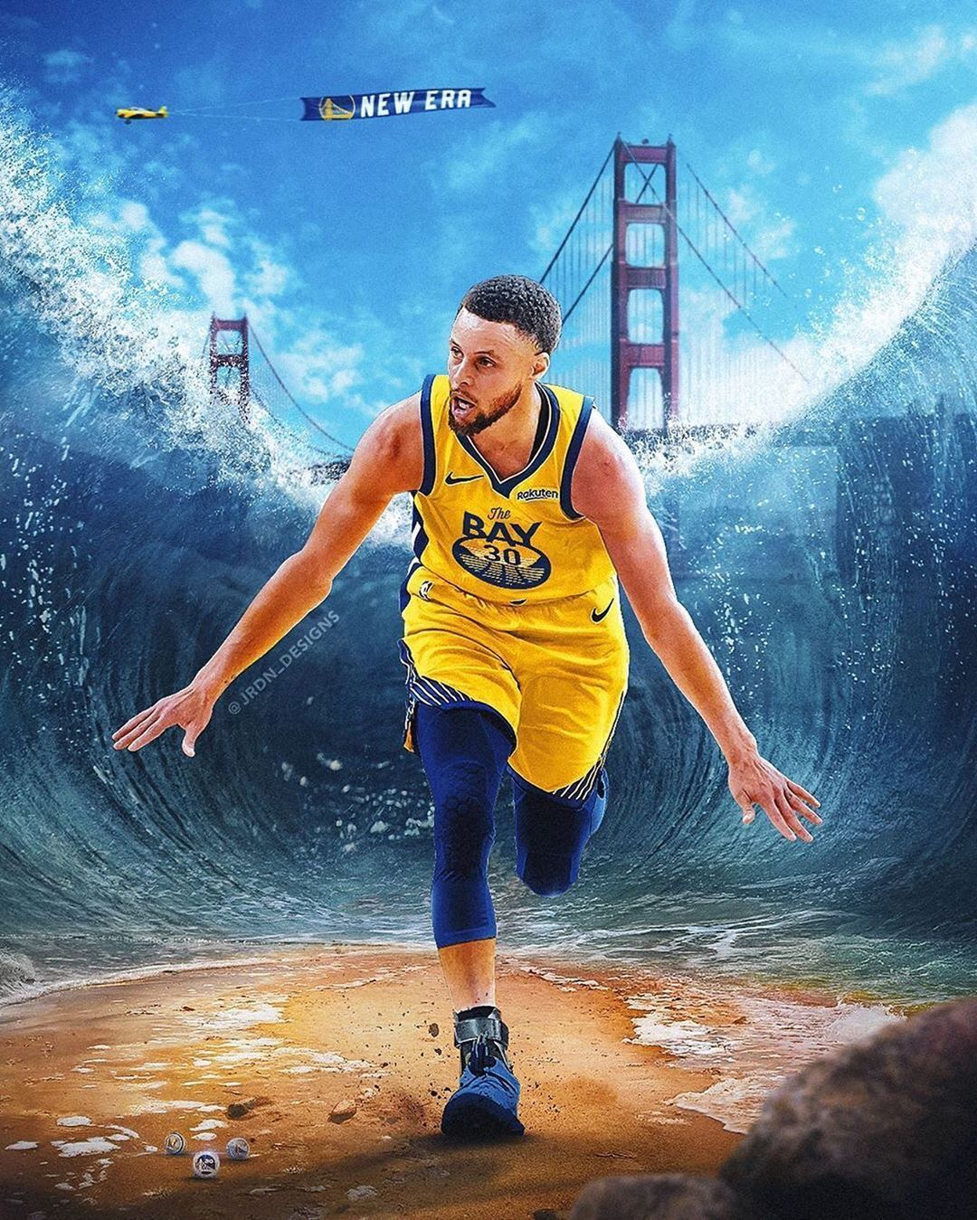 Stephen Curry 2020 Wallpapers 1080x1349