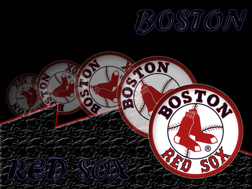 Boston Red Sox Logo Wallpapers 1024x768
