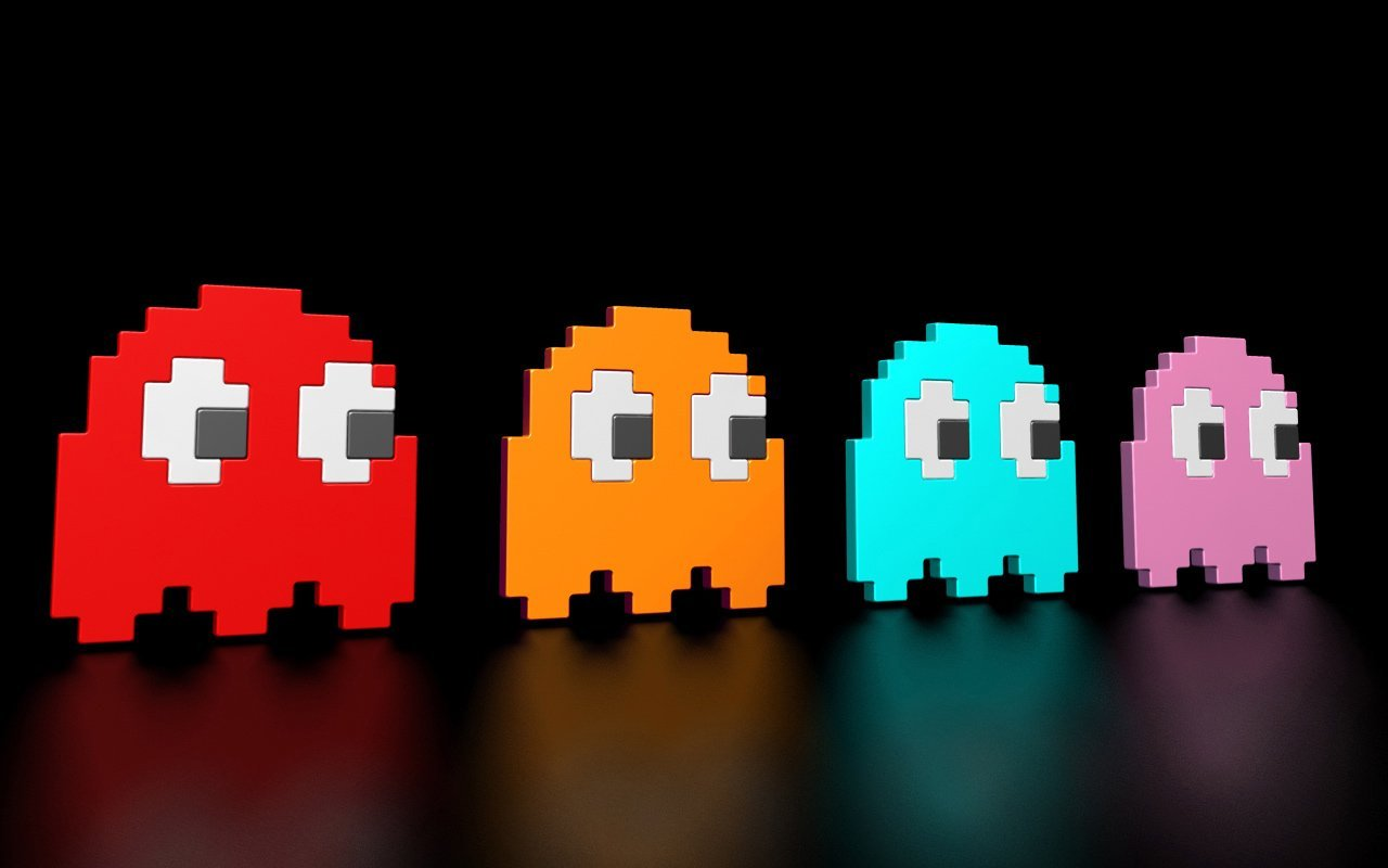 Free Download 123 Pac Man Hd Wallpapers Background Images 1280x800 For Your Desktop Mobile Tablet Explore 28 Pacman Wallpapers Pacman Background Pacman Wallpaper Pacman Wallpapers
