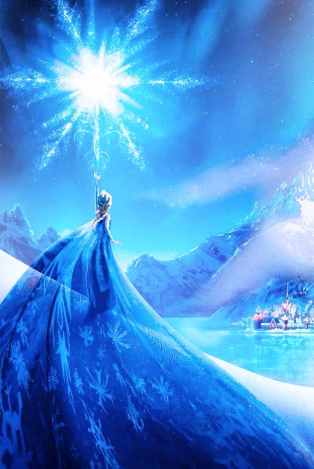 Frozen   elsa   disney wallpaper Disney Wallpapers For Iphone Iphone 640x955