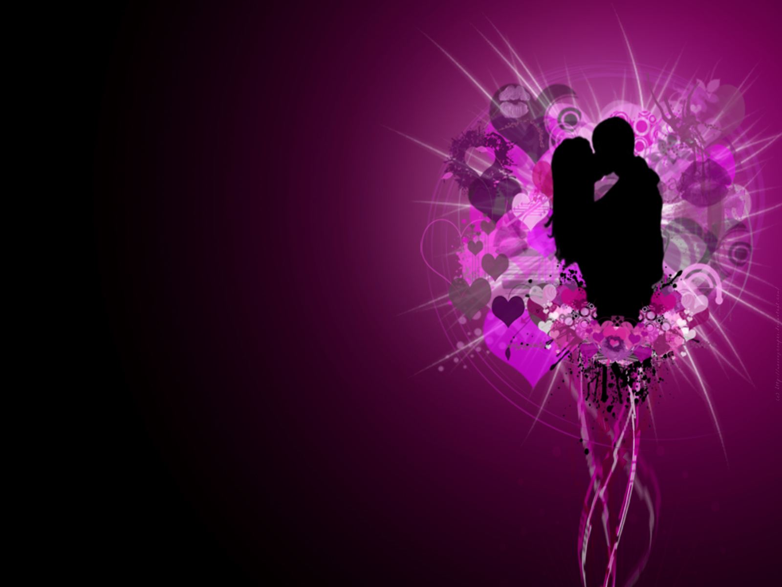 valentine wallpapers beautiful love backgrounds for desktop computers 1600x1200