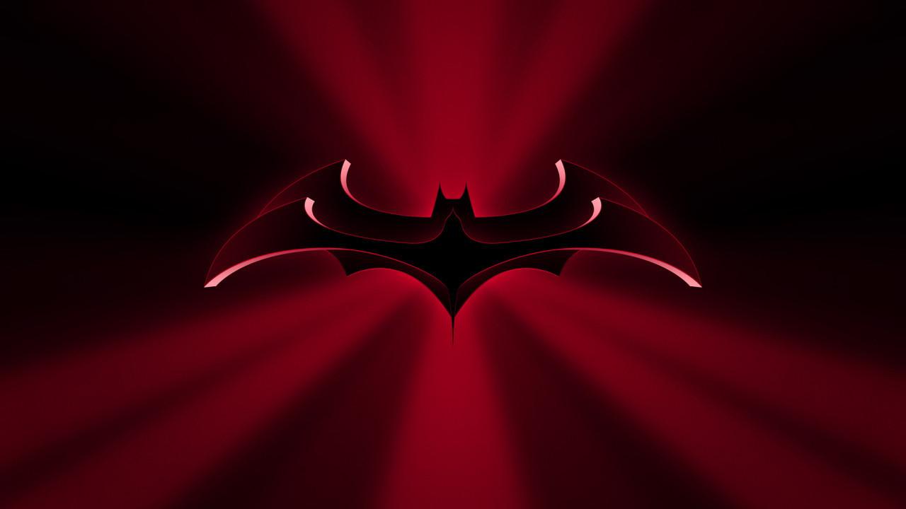 Batman and Robin 1997 Batman Robin logo 1280x720