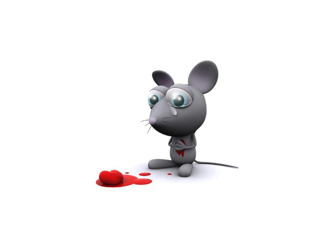 Хорошего дня, моя мышка веселые картинки