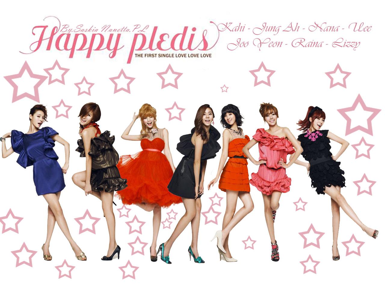 Happy Pledis After School Wallpaper afterschool 06 1280x960