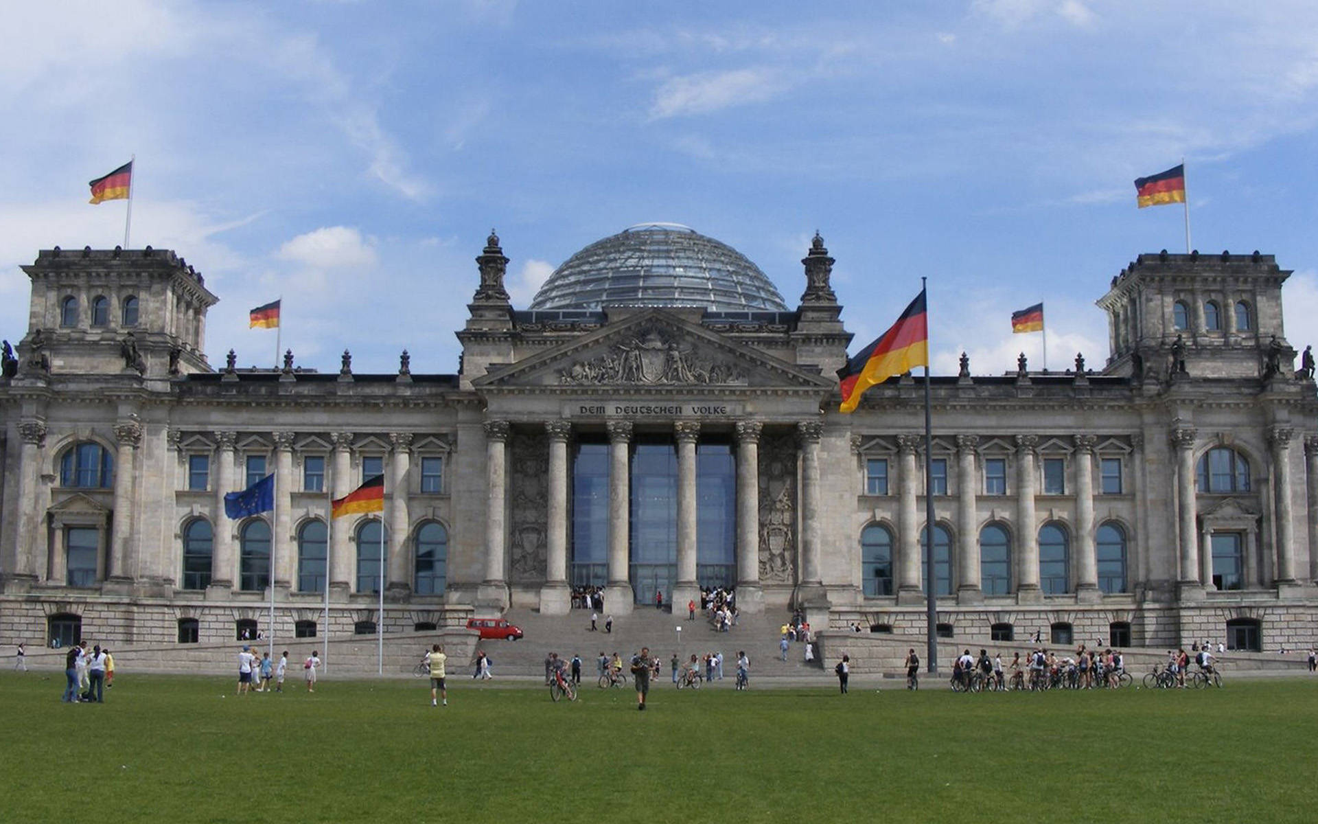 reichstag at berlin city - photo #3