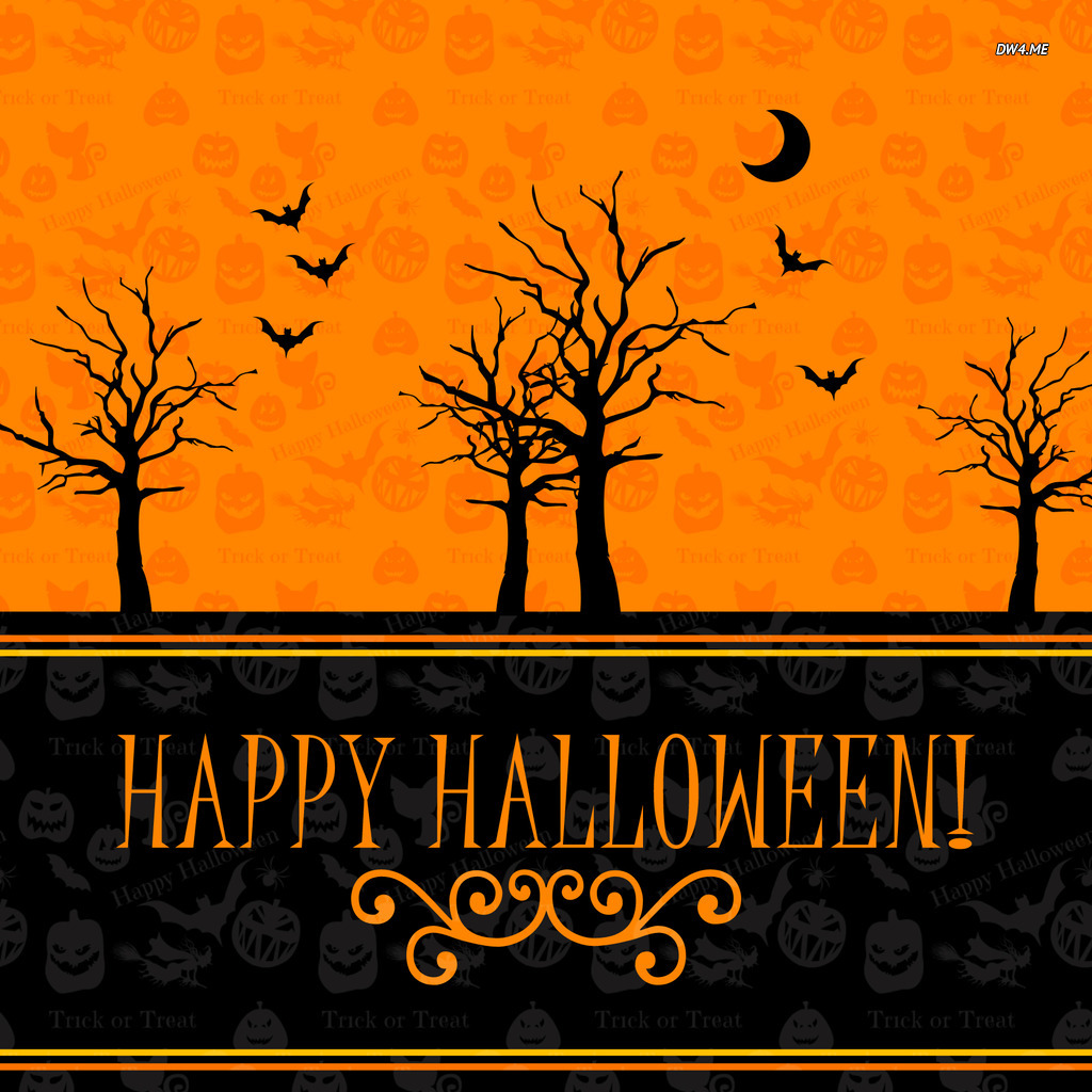 Happy Halloween wallpaper   Holiday wallpapers   1768 1024x1024