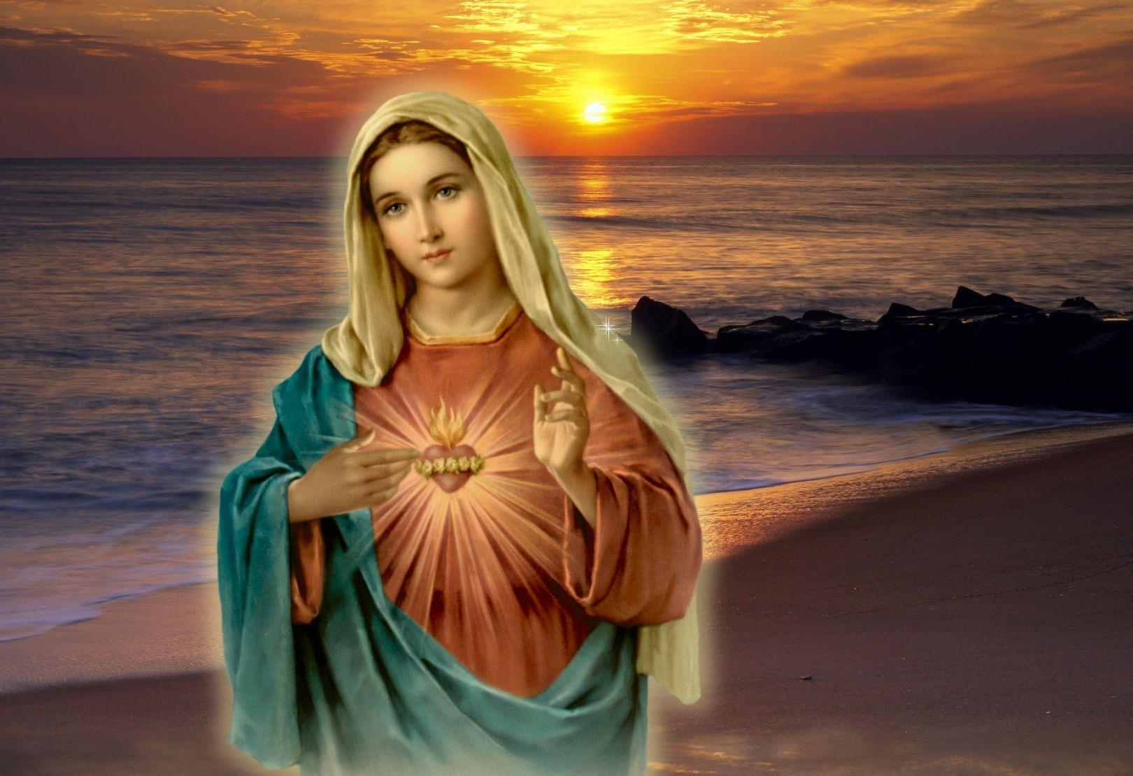 Mary Mother Of God Wallpapers 1620x1110