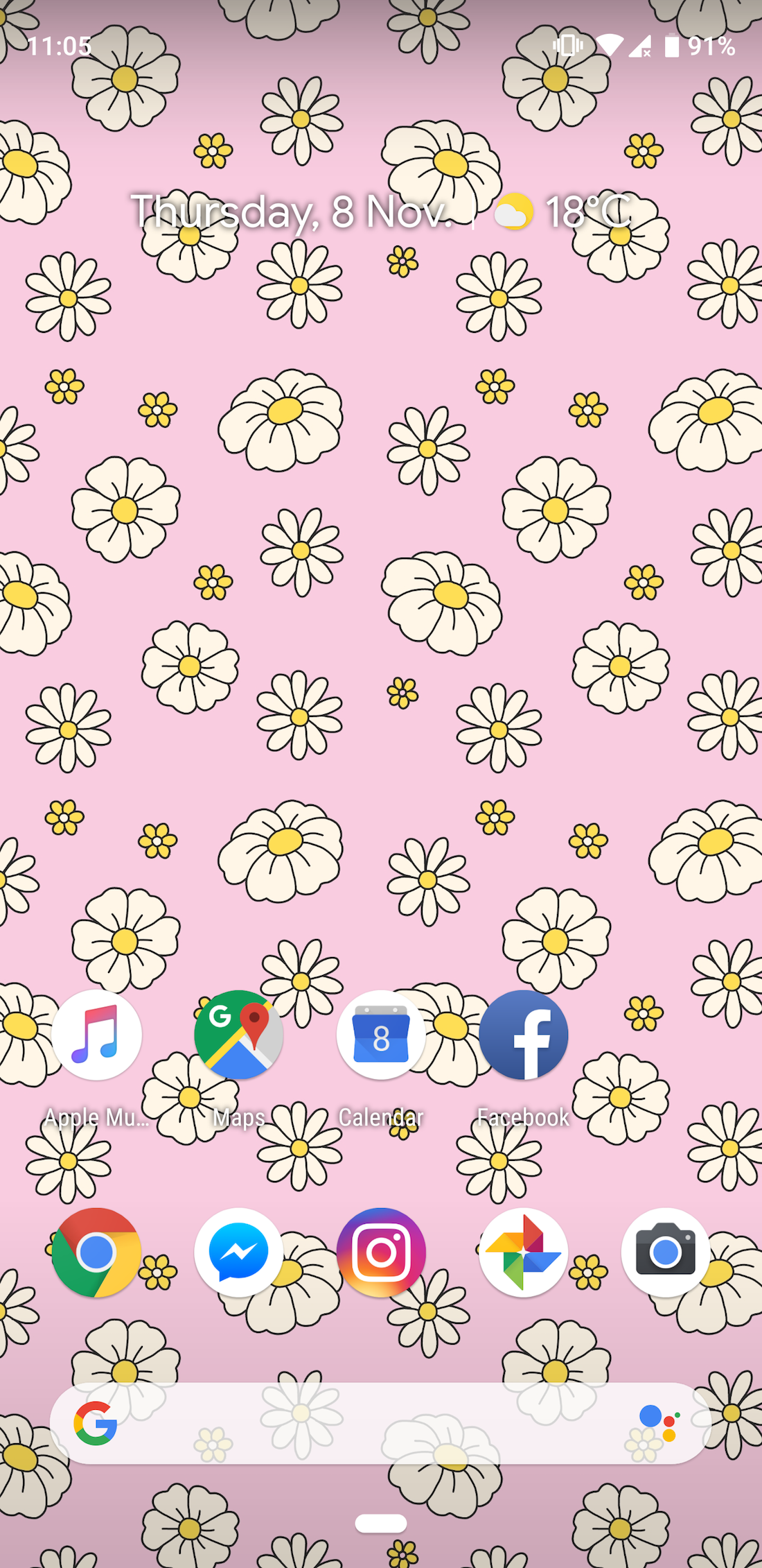 How to Create a Wallpaper Pattern for Your Phone Create 1100x2261