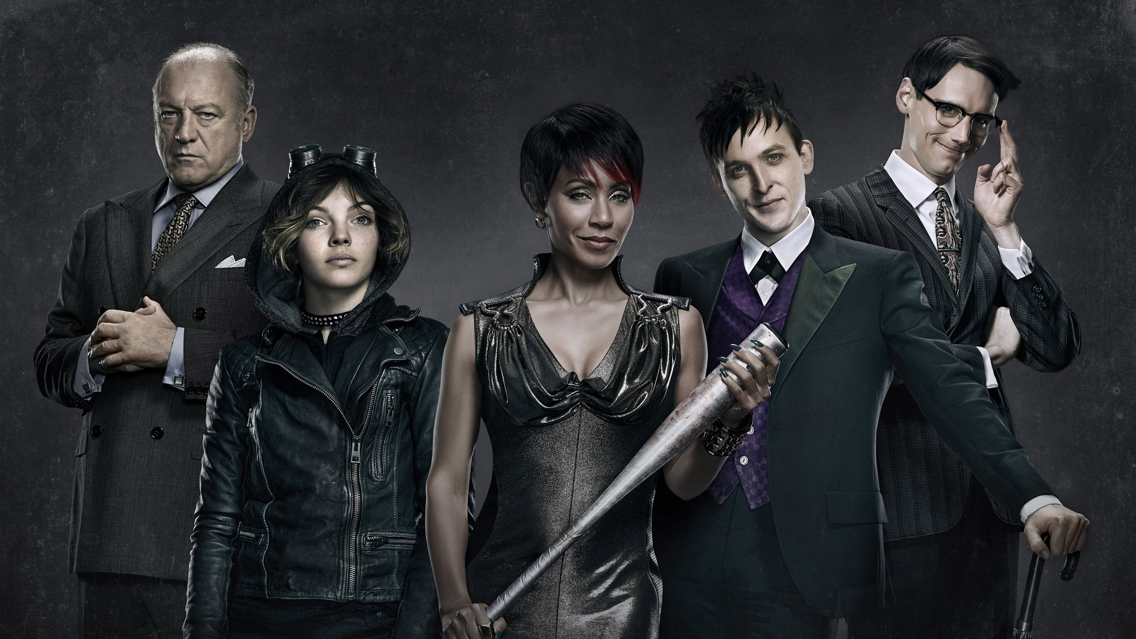 94 Gotham HD Wallpapers Background Images 3840x2160