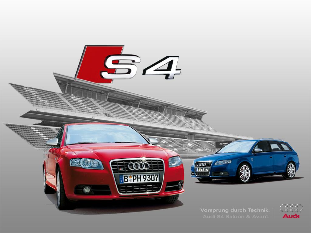 Audi S4 Wallpaper 1024x768