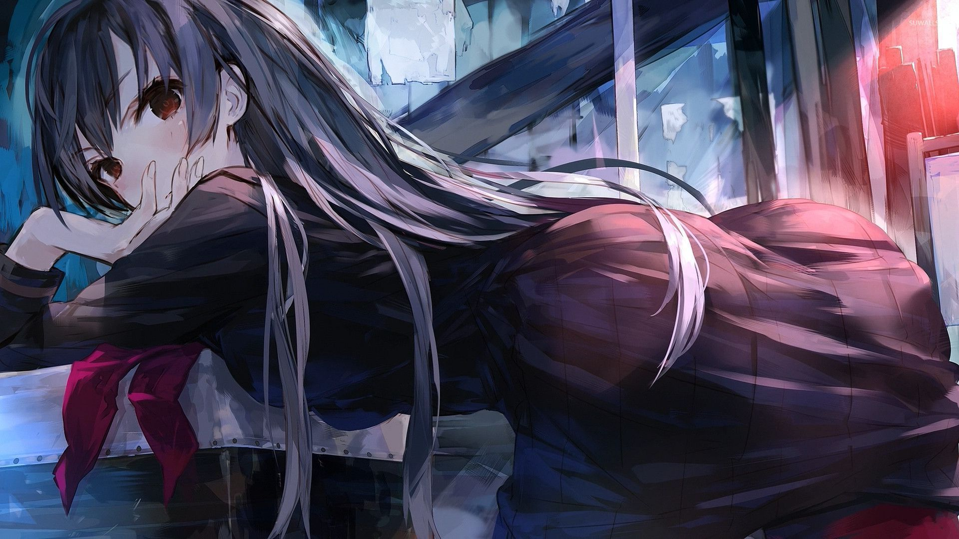 Dusk Maiden of Amnesia HD Wallpapers and Backgrounds anime 1920x1080