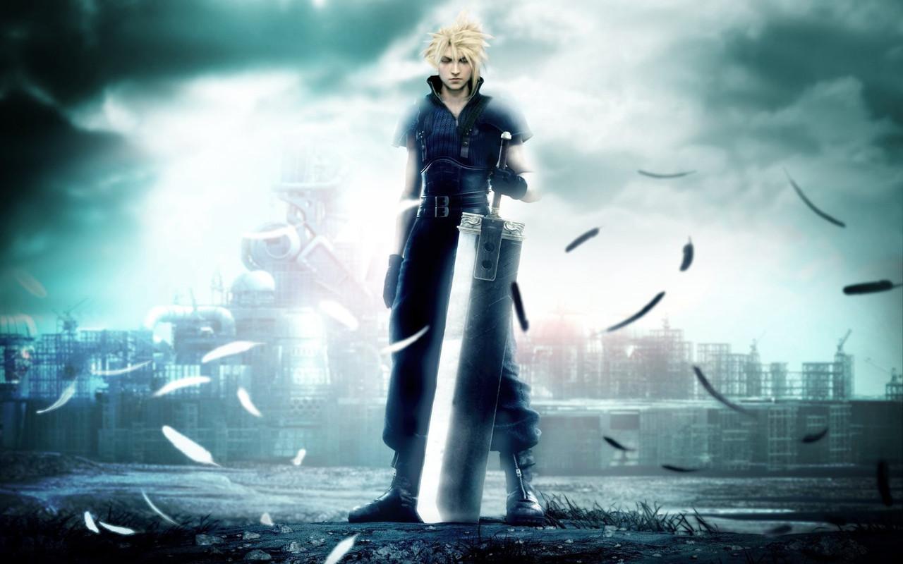 Cloud Strife   Final Fantasy VII wallpaper 5712 1280x800