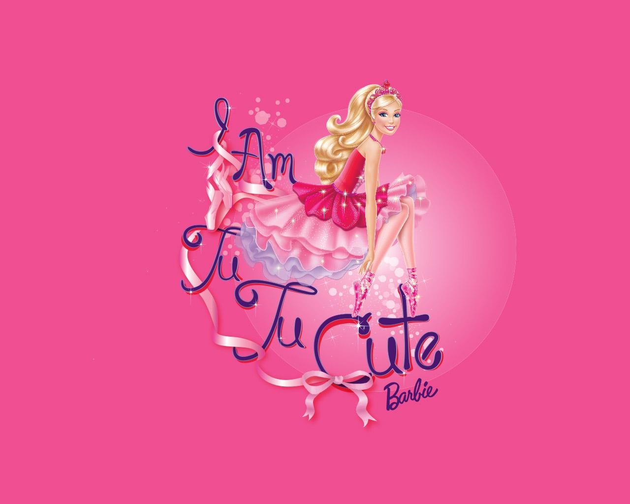 Barbie Logo Wallpaper WallpaperSafari