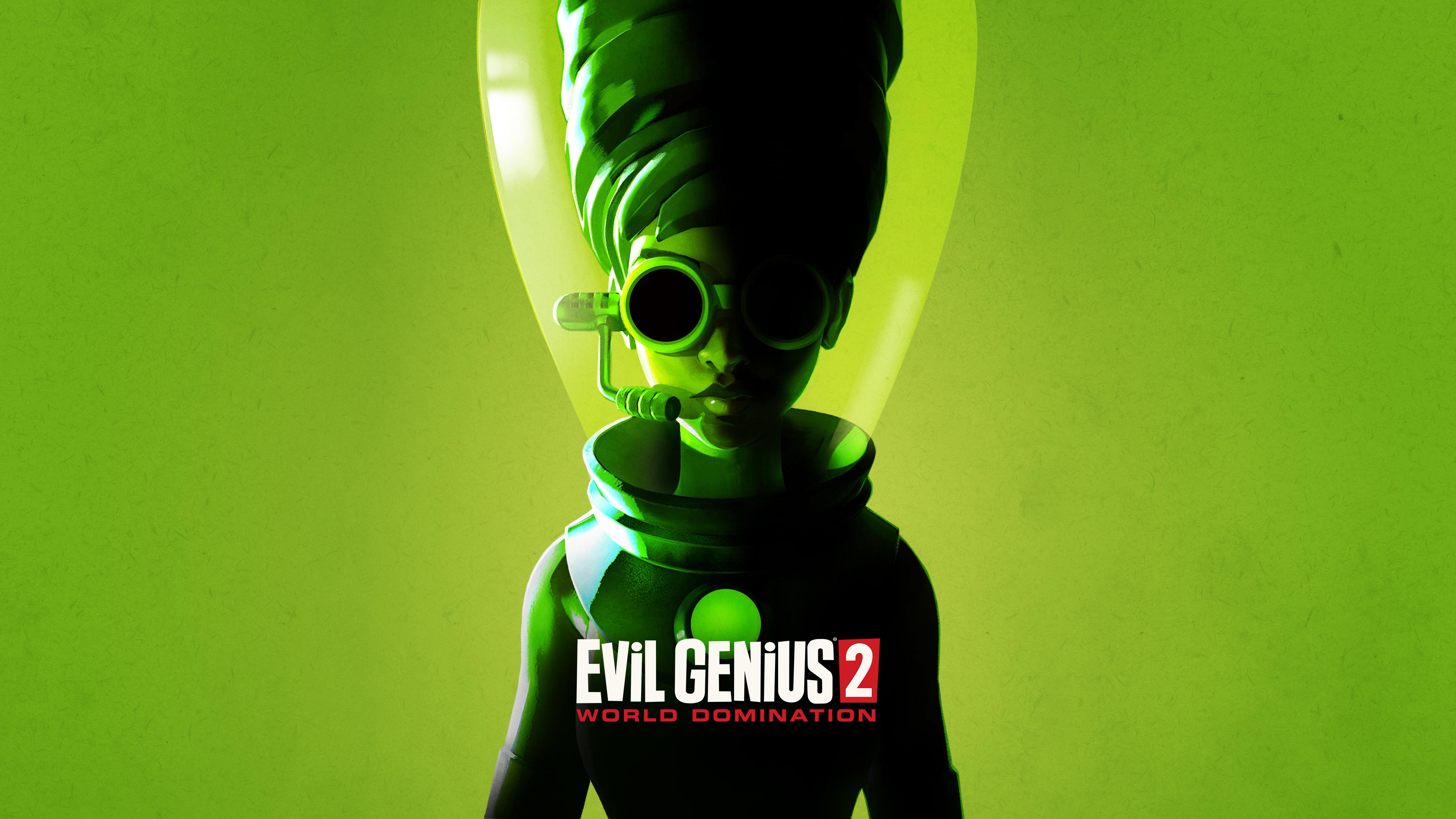 2020 Evil Genius 2 World Domination Wallpaper HD Games 4K 3840x2160
