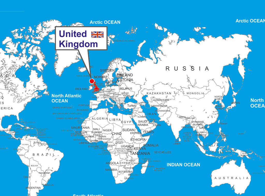 Free download United Kingdom Location On World Map [1024x759 ...