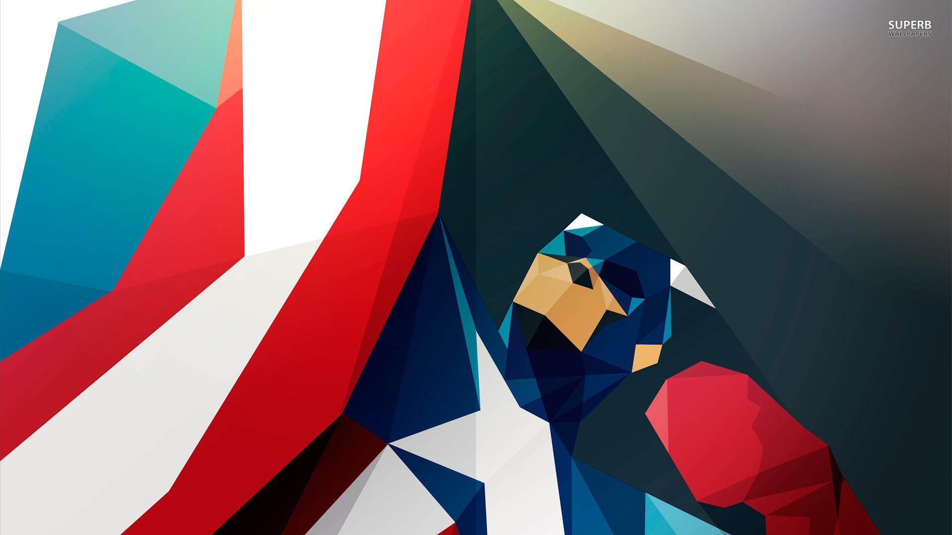 wallpaper captain america cartoon desktop desktop1 1920x1080