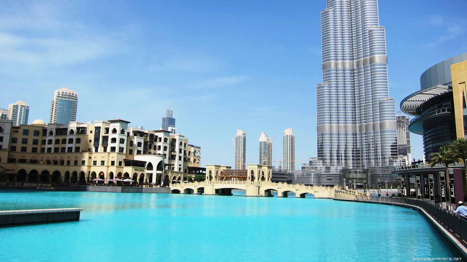 Burj Khalifa Dubai HD Wallpapers Pictures HD Wallapers for 1600x900