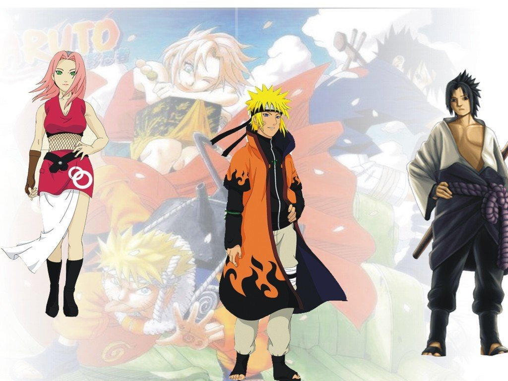 Free Download Team Kakashi Naruto Shippuden Naruto Black Wallpaper