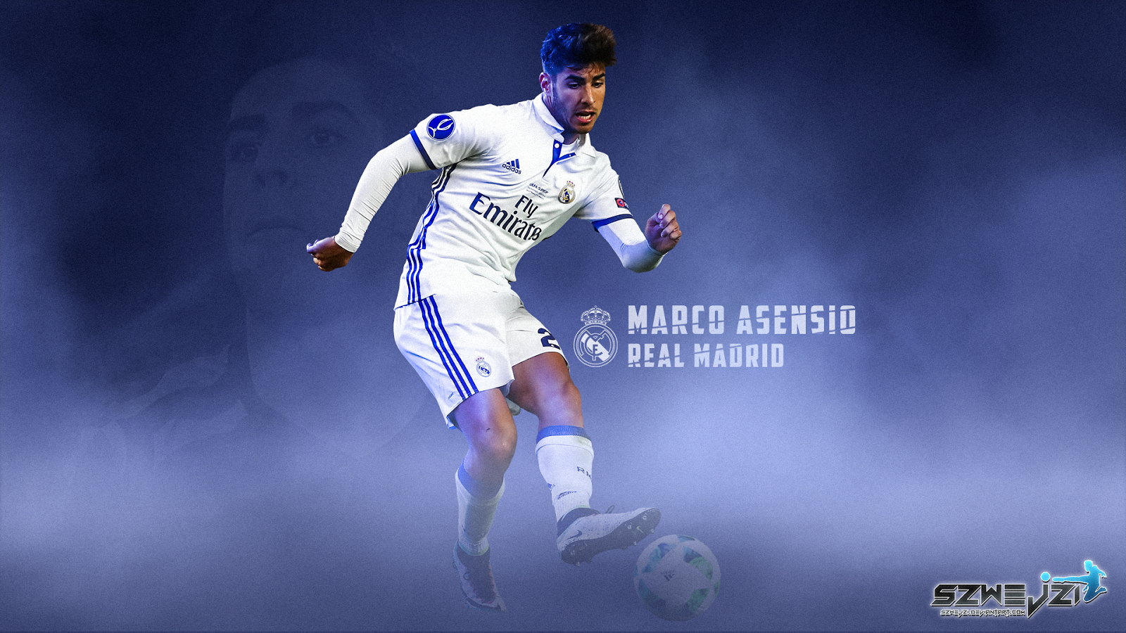 Free Download Marco Asensio Wallpaper 7 1600 X 900 Stmednet