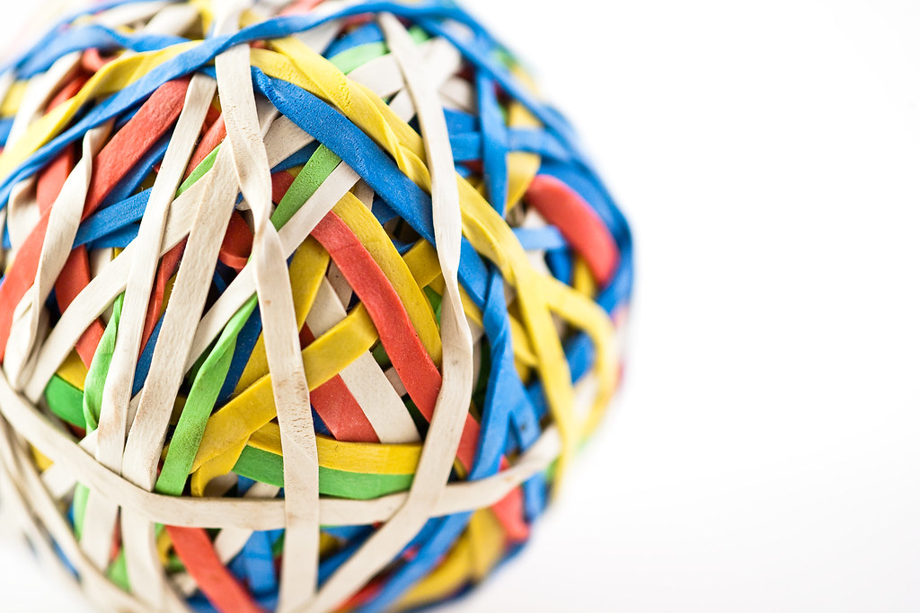 All sizes rubber band ball wallpaper Flickr   Photo Sharing 1024x683