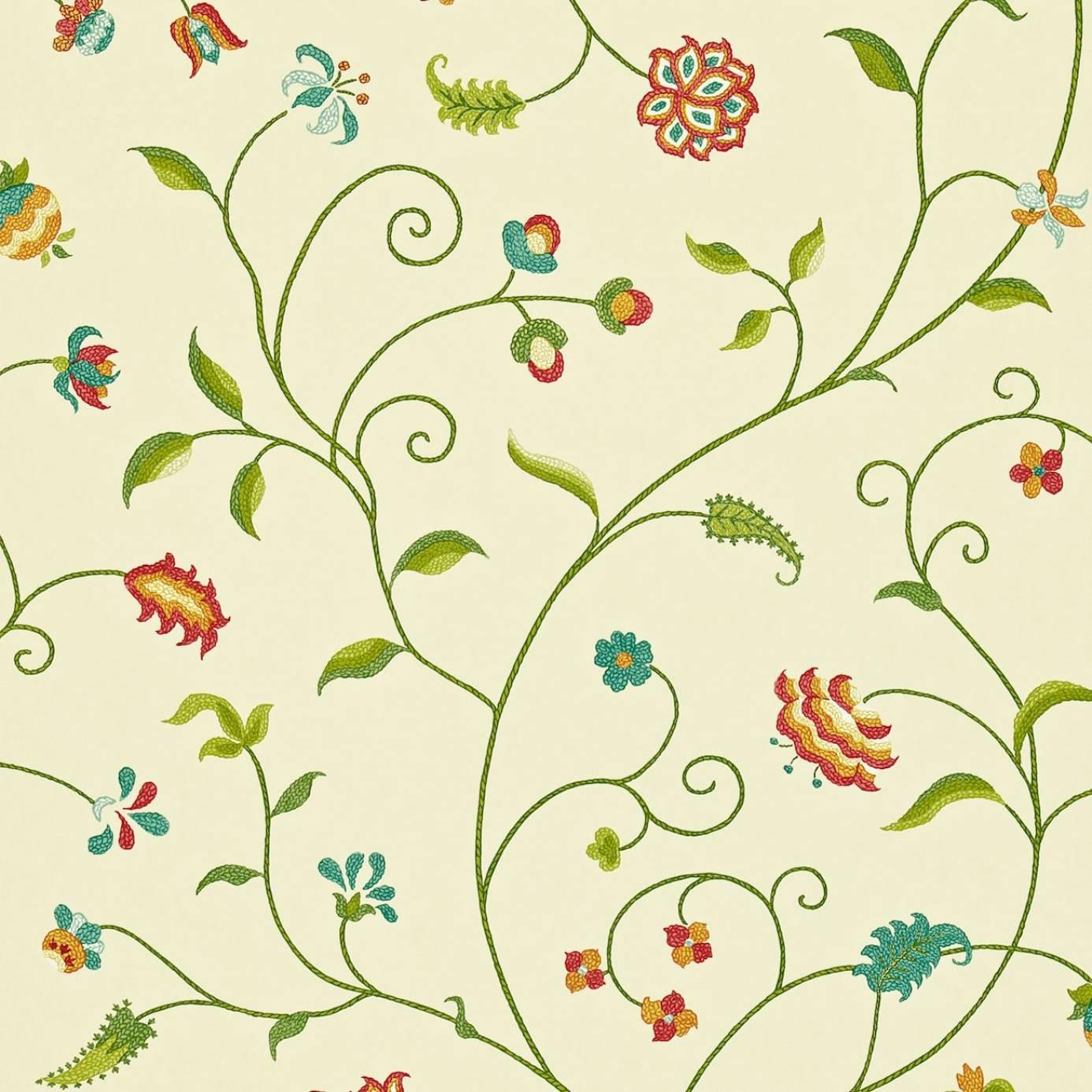 50 sanderson wallpaper on wallpapersafari - Sanderson swallows wallpaper pebble ...
