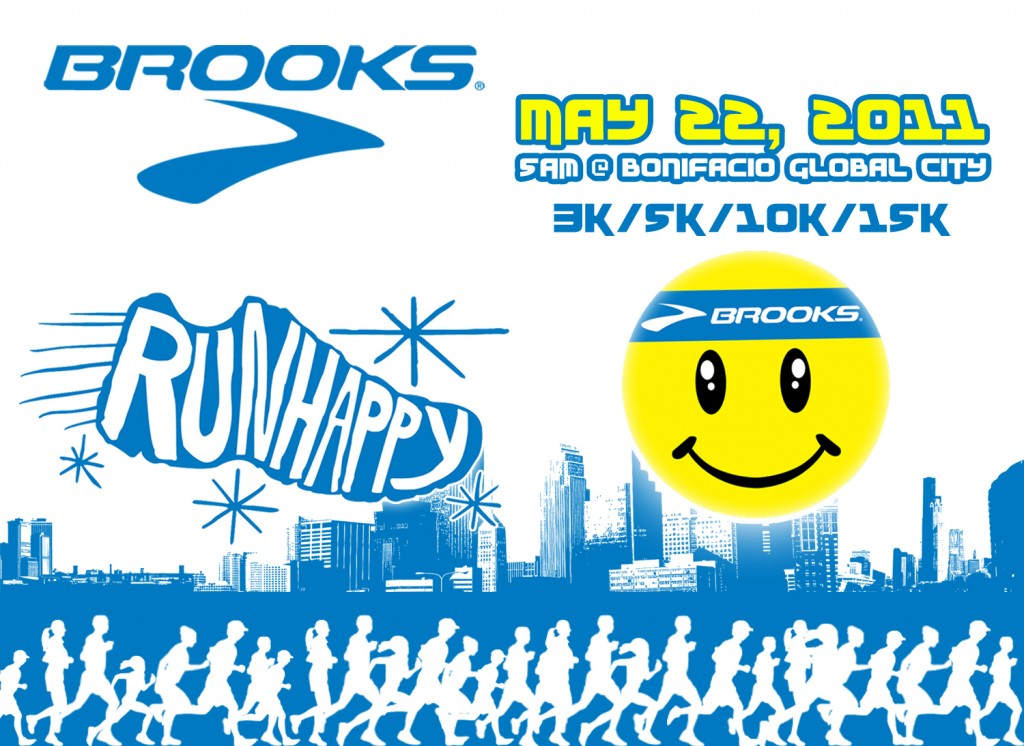 Brooks Run Happy   May 22 2011 Pinoy Fitness 1024x746