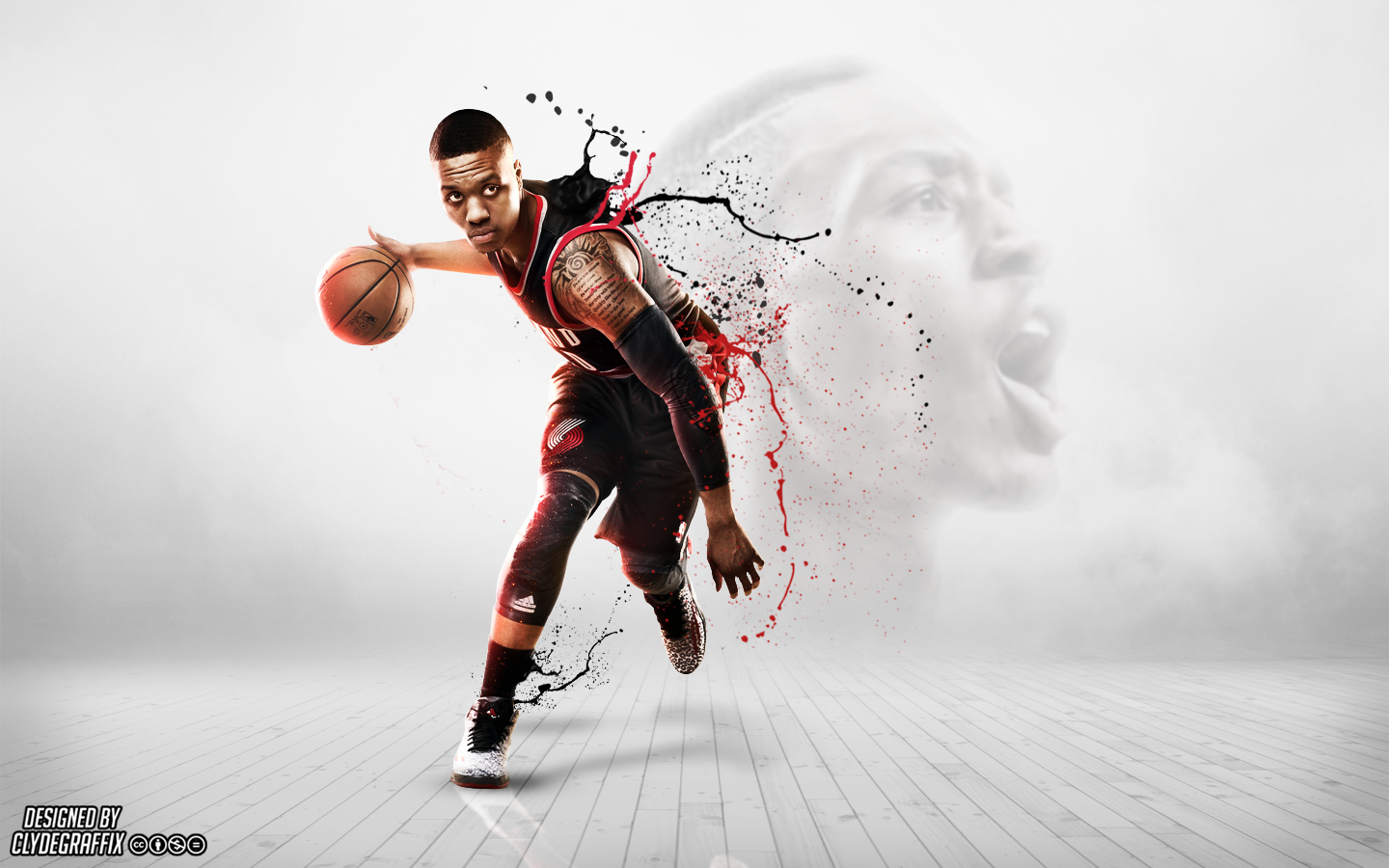 Wallpapers   Clyde Graffix 1440x900