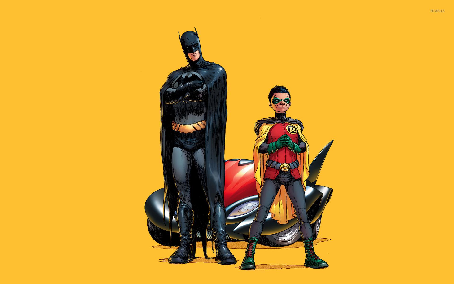 Batman Robin wallpaper   Comic wallpapers   16778 1680x1050