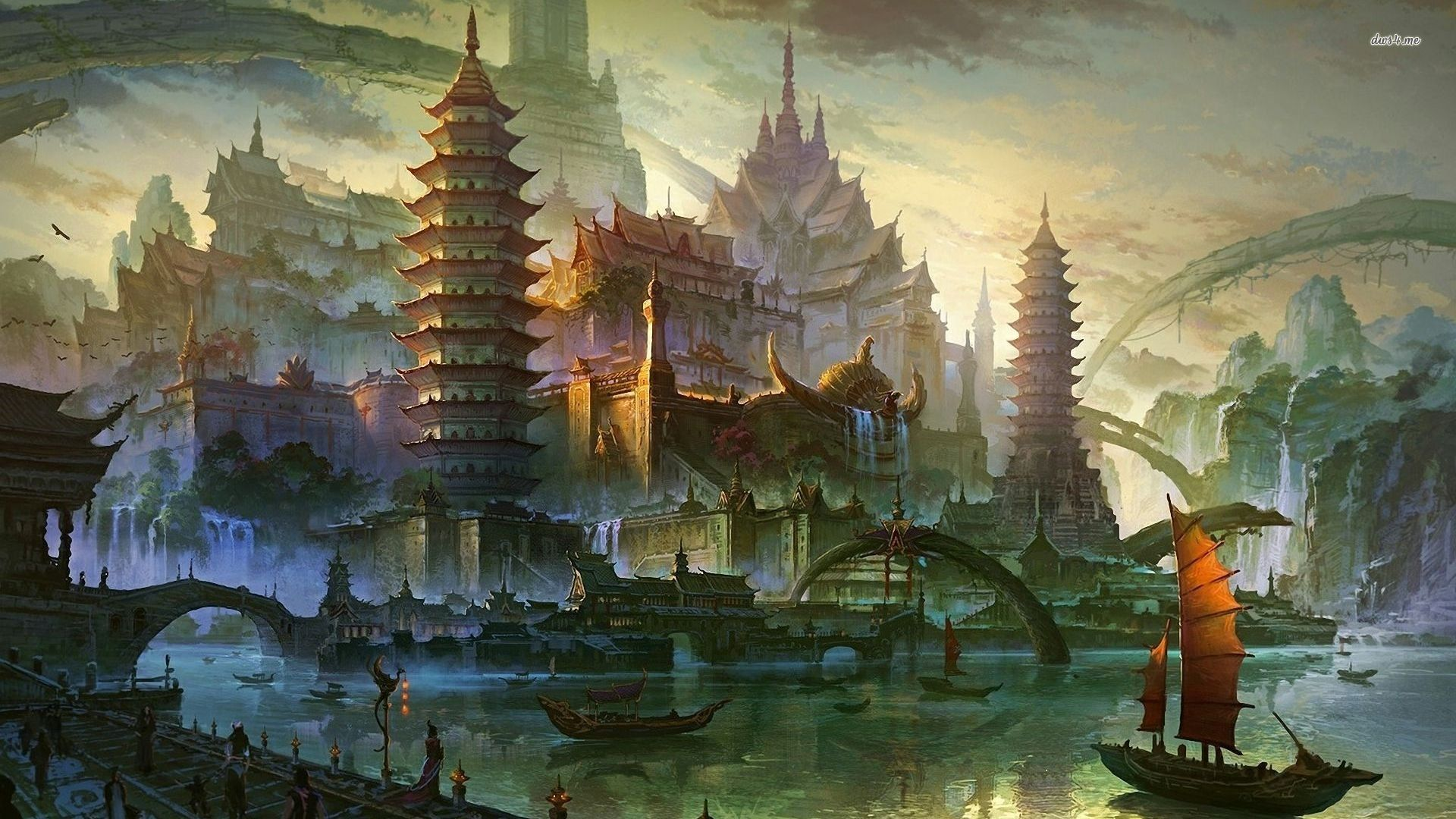 Ancient China Wallpapers   Top Ancient China Backgrounds 1920x1080