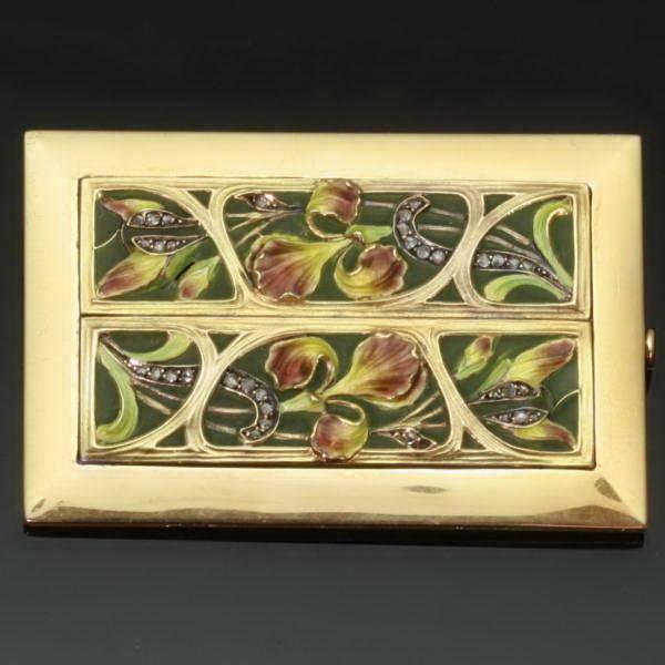 Art Nouveau 600x600