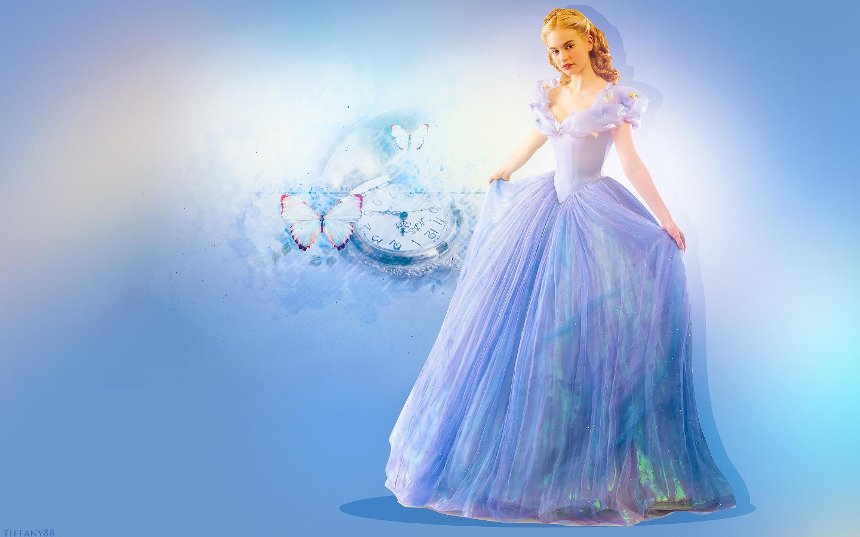 Cinderella Wallpaper 2015 Disney Princess