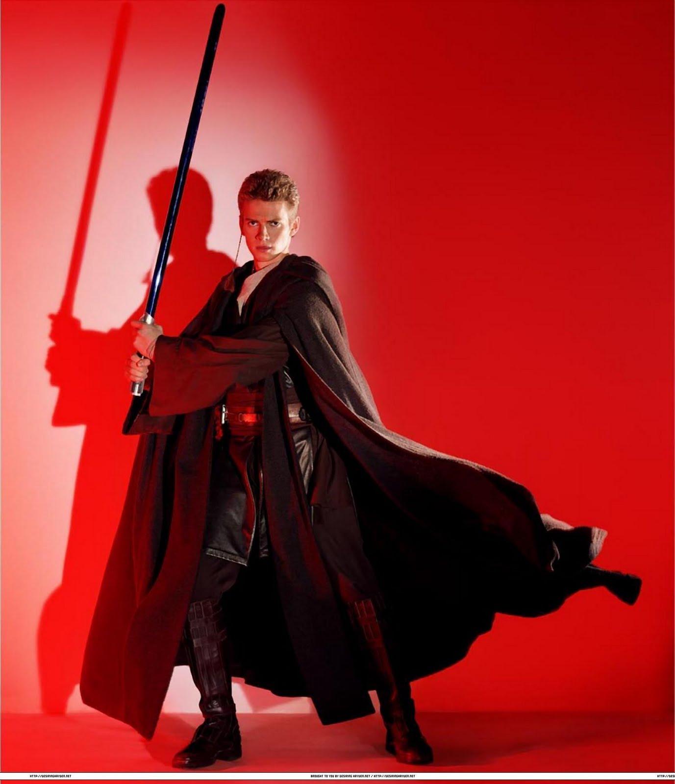 Free Download Star Wars Episode 3 Anakin Skywalker Wallpaper