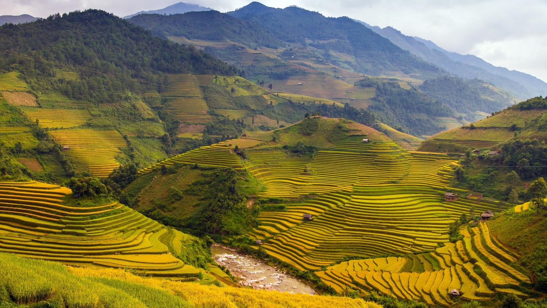 Beautiful Vietnam Wallpaper 1920x1080 1920x1080
