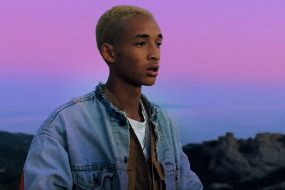 Watch Jaden Smiths Pastel Tinged Video for George Jeff   XXL 1080x720