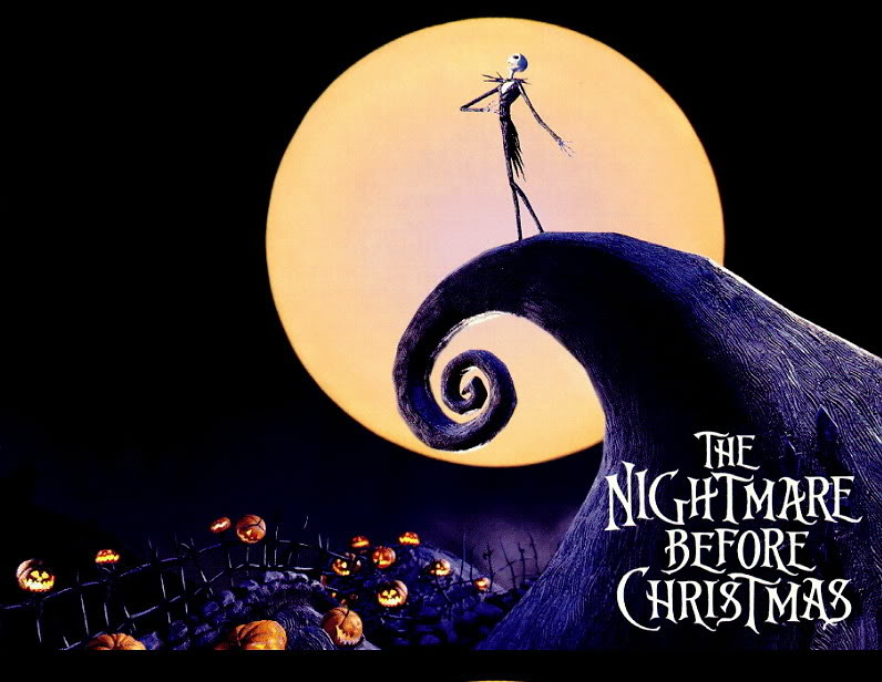 The Nightmare Before Christmas Wallpapers - WallpaperSafari