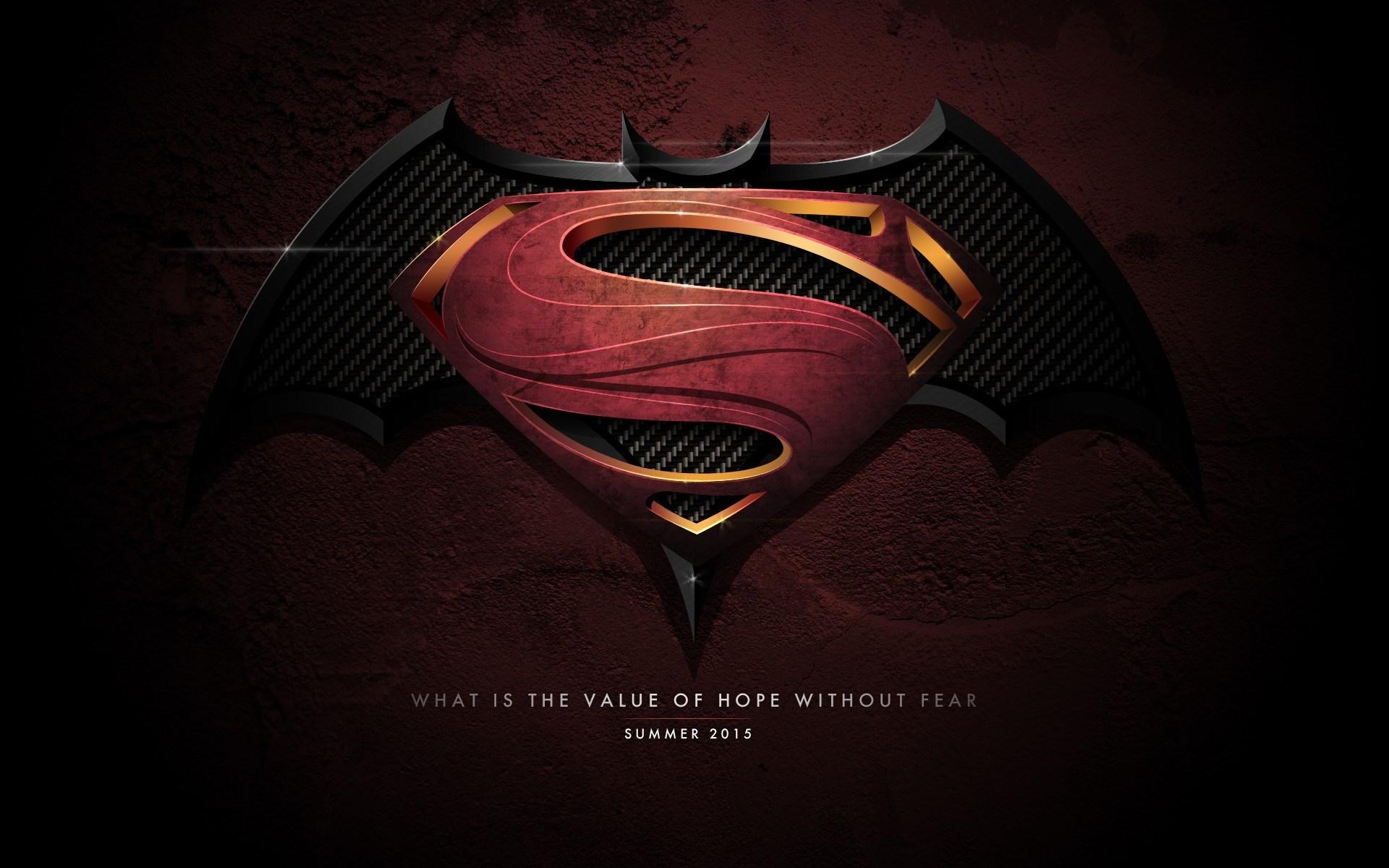 superman batman logo art   Magic4Wallscom 1920x1200