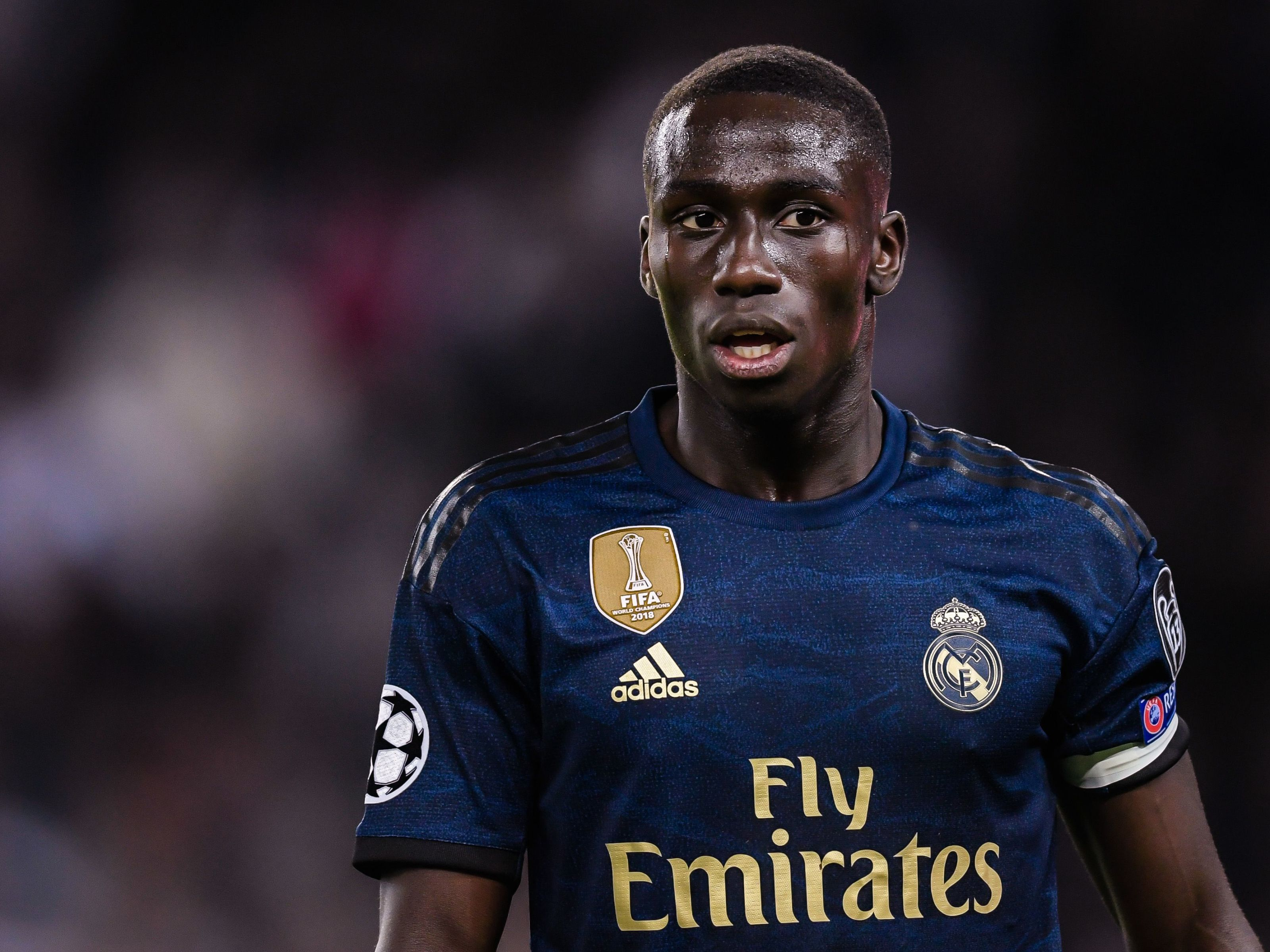 Real Madrid Ferland Mendy and Sergio Reguilon will be a treat 3200x2400