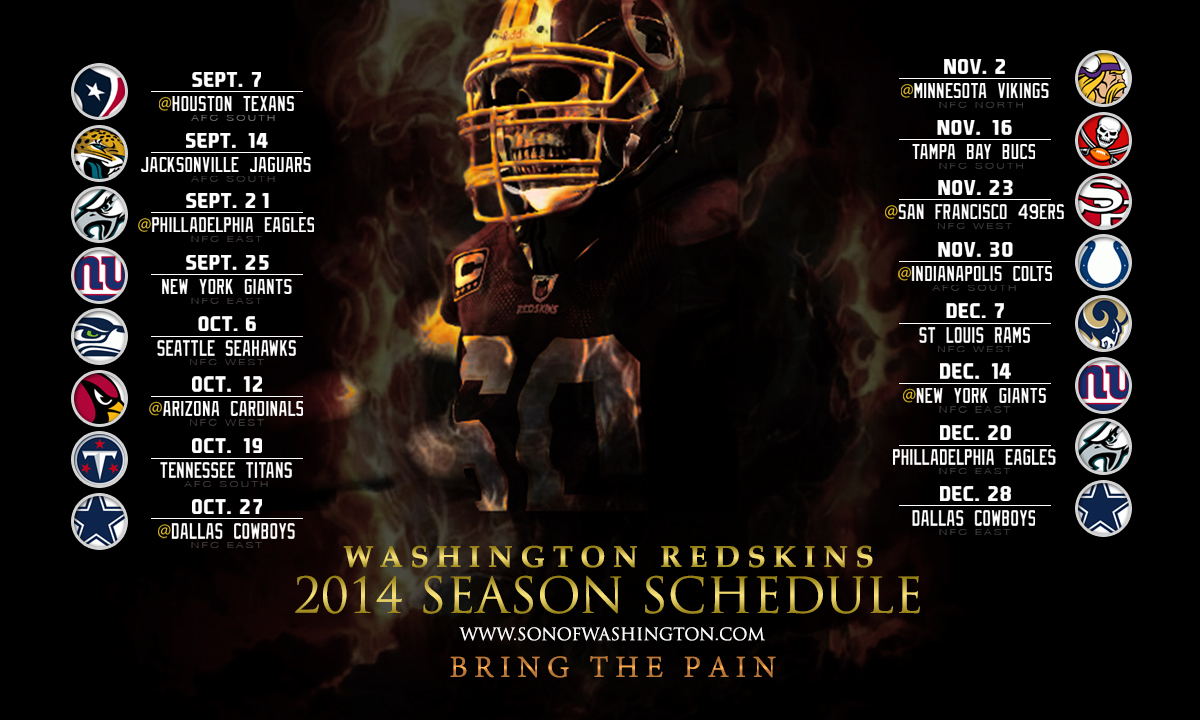 Redskins Wallpapers 2015 1200x720