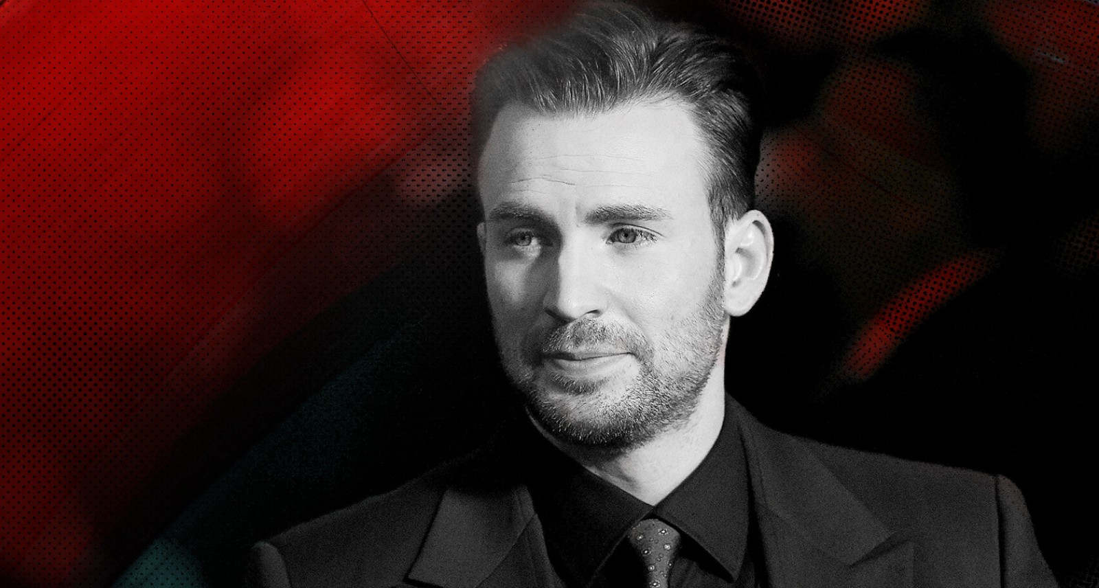 Chris Evans Is Tired of Feeling Inauthentic Sharp Magazine 1600x856
