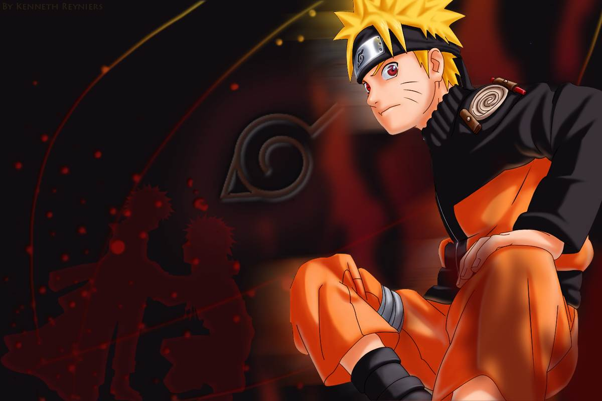 Download the Naruto anime wallpaper titled Naruto Wallpaper 16 1200x800