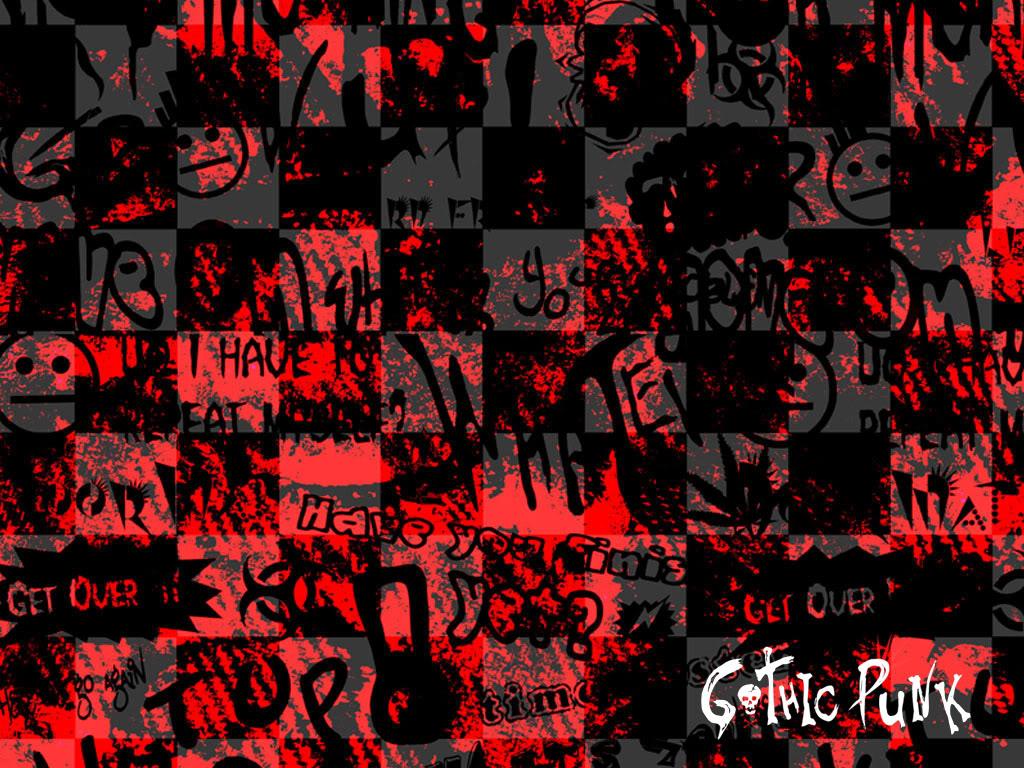 emo punk wallpaper 1024x768