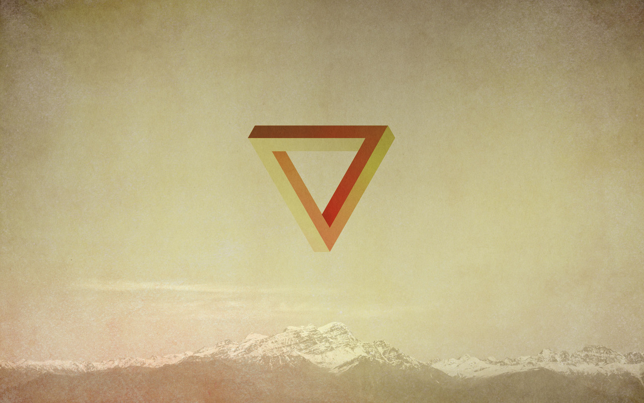 hipster triangle wallpaper - photo #16