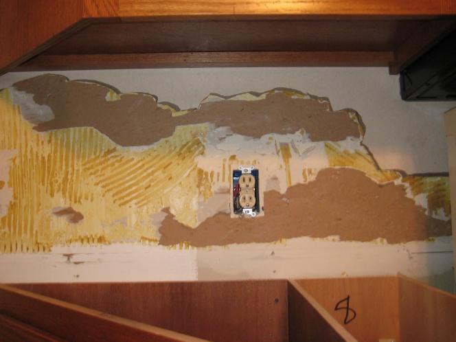 Tiling Backsplash Over Laminate   Tiling ceramics marble   DIY 664x498