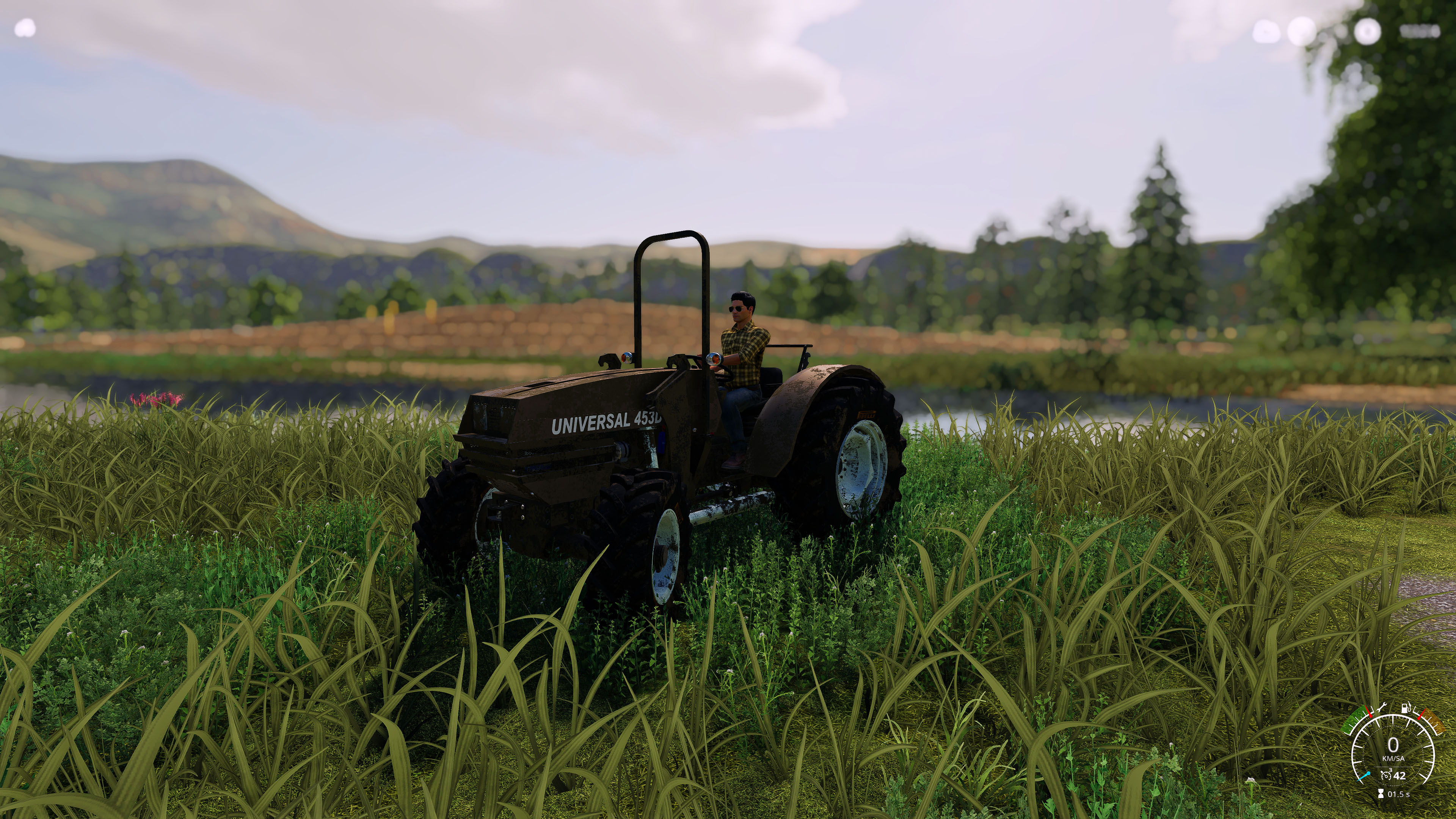 Wallpaper farming simulator farming simulator 2019 farmers 3840x2160