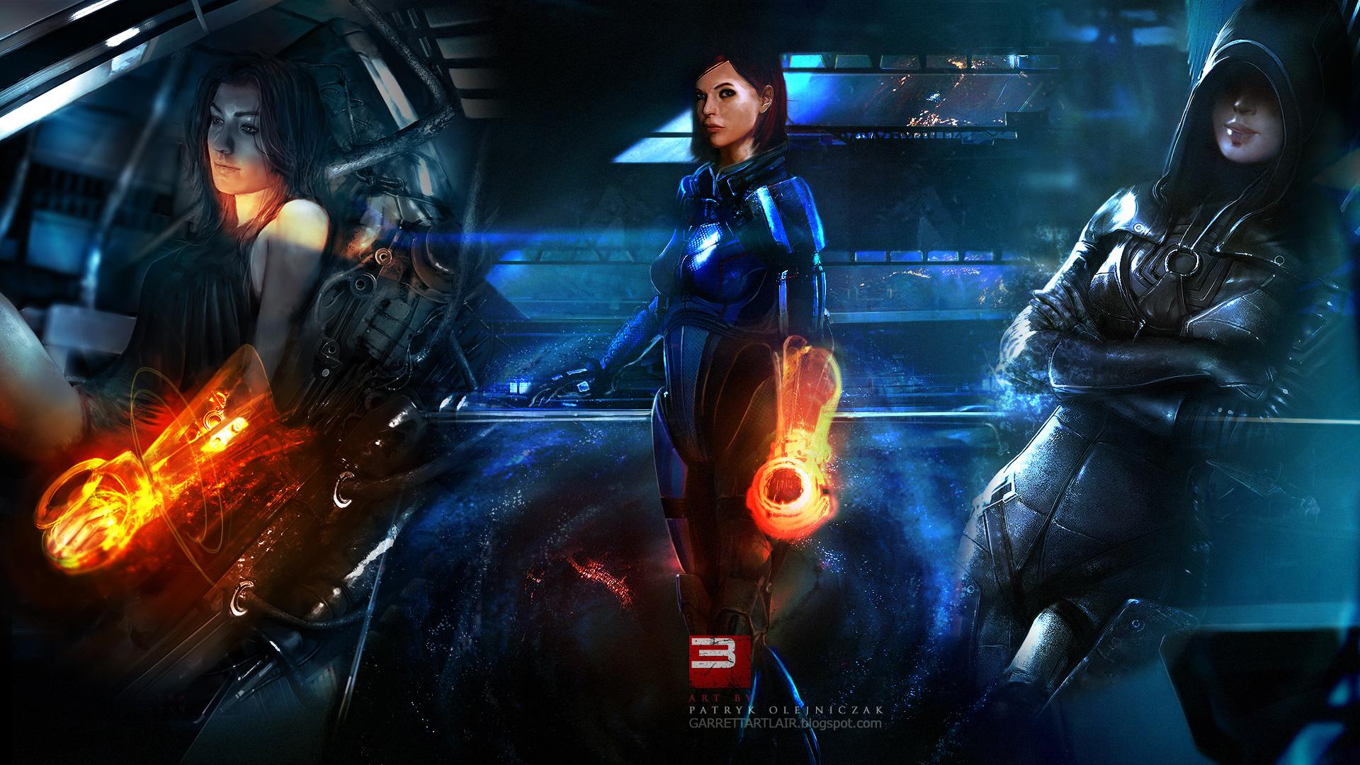 Mass Effect 3 Wallpaper 1 6 1920x1080