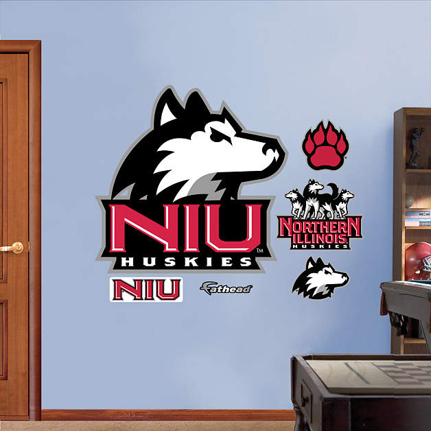 Download image Northern Illinois Huskies Logo PC Android iPhone and 628x628