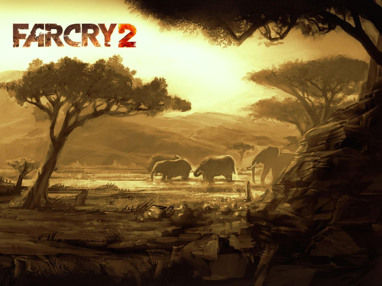 Wallpaper Blog far cry 2 wallpaper hd 1280x960